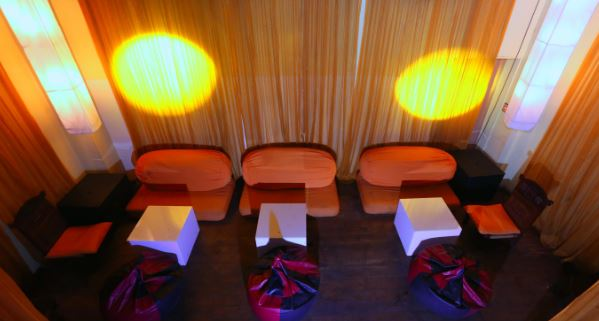 tantra - the park a perfect corporate party place