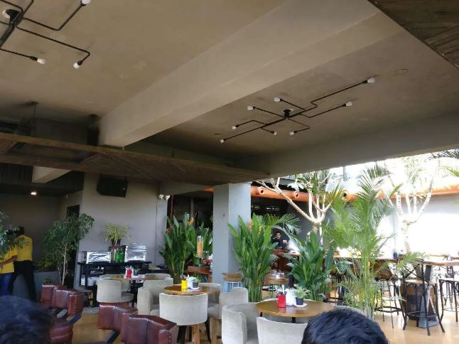 tbc sky lounge a perfect corporate party place