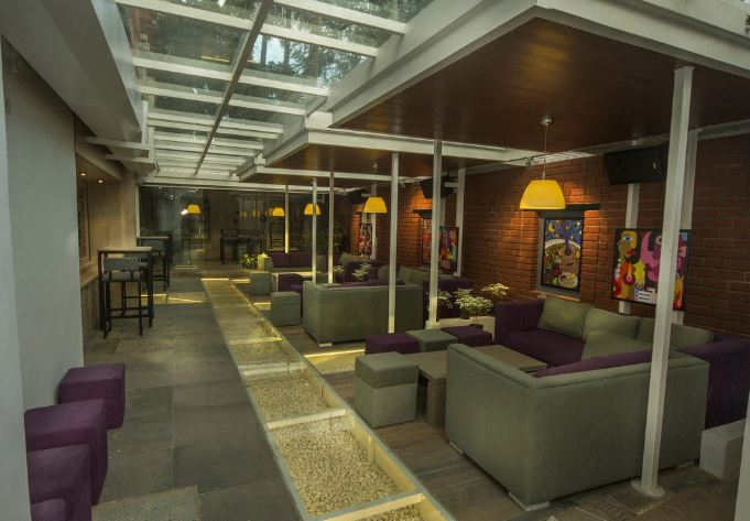 terrace lounge a perfect corporate party place