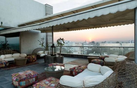 Terrace Party at addah - the o hotel