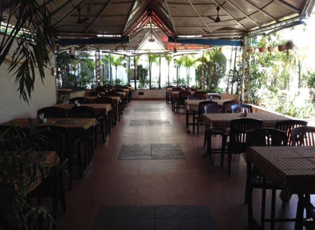 Terrace Party at amaravathi restaurant and bar