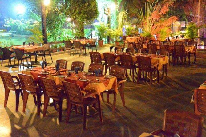 Terrace Party at banjara hills