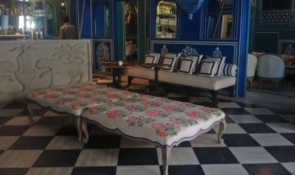 Terrace Party at bar palladio jaipur