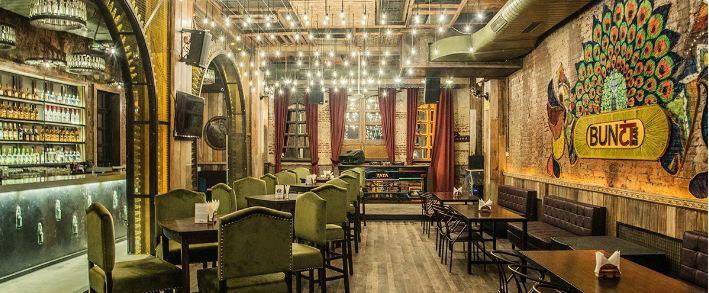 Terrace Party at bunta bar live