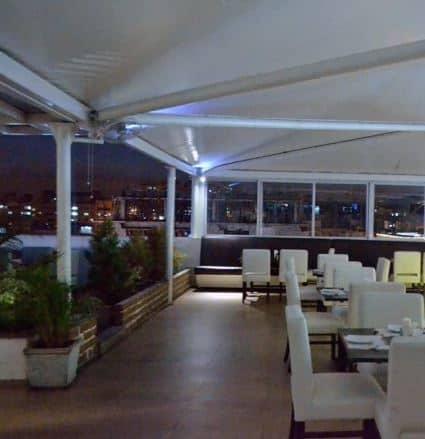 Terrace Party at cibo esca