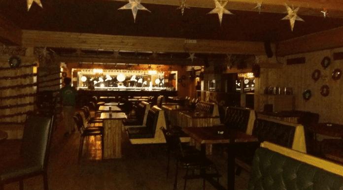 Terrace Party at dennys pub