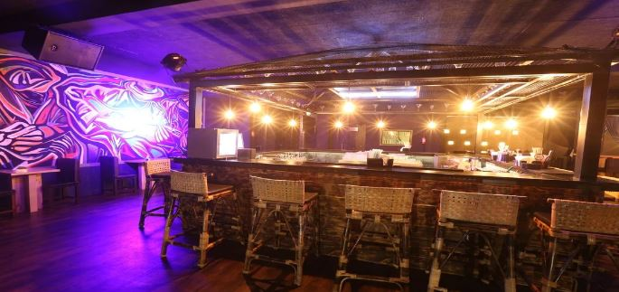 Terrace Party at dudu grill and pub