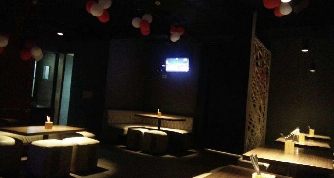 Terrace Party at kix lounge