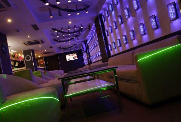 Terrace Party at la shivaaz - hotel shivam