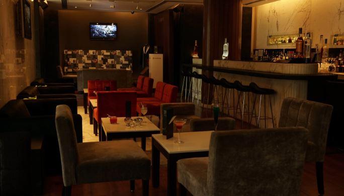 Terrace Party at lava bar - taj chandigarh