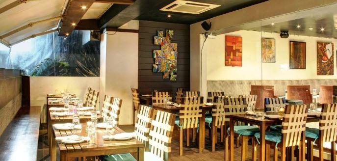Terrace Party at miro lounge - svenska design hotel