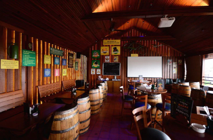Terrace Party at murphys brewhouse - the paul bangalore
