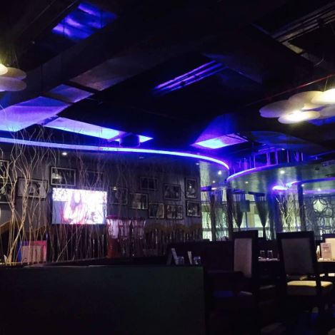 Terrace Party at oval lounge