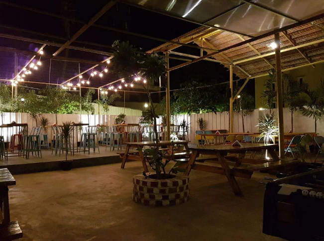 Terrace Party at pablo s gastrobar