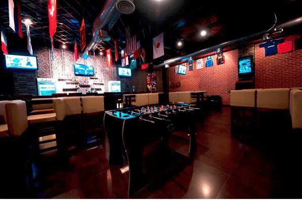 Terrace Party at power play resto bar