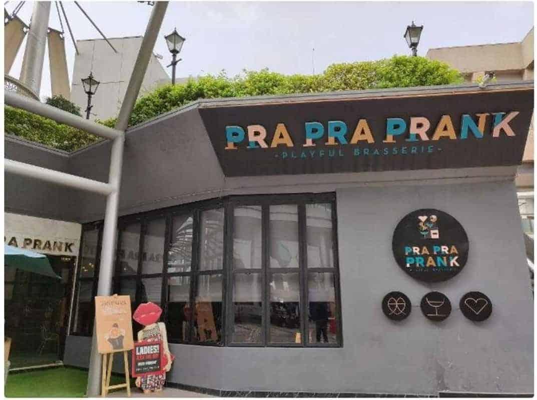 Terrace Party at Pra Pra Prank