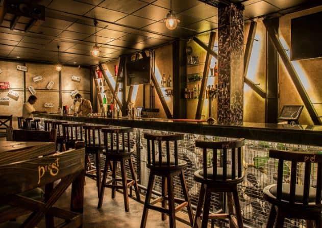 Terrace Party at prost brew pub