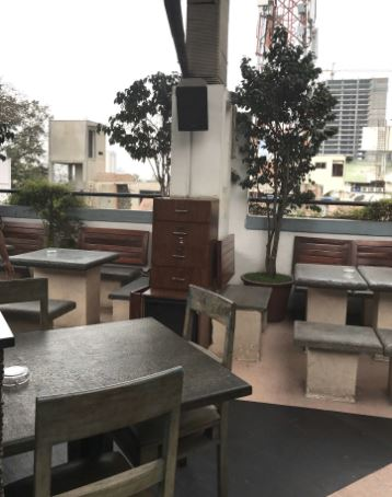 Terrace Party at rasa restaurant and lounge