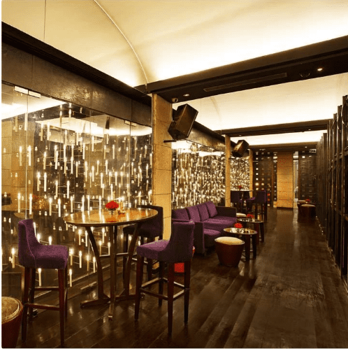 Terrace Party at the electric room - the lodhi