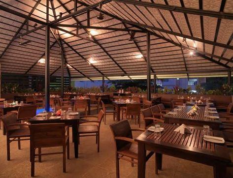 Terrace Party at the lounge - eden park restaurants