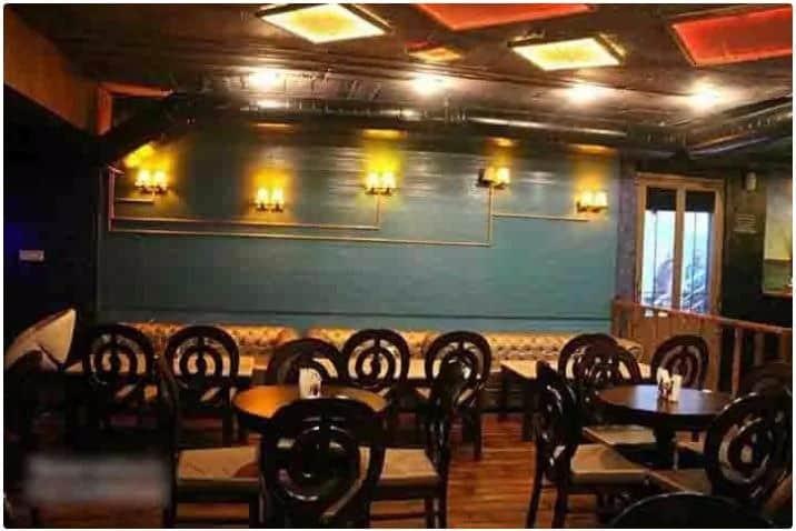 Terrace Party at tornado cafe   resto bar