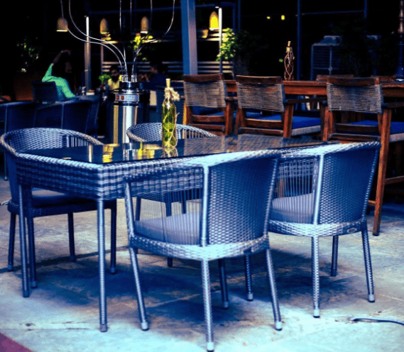 Terrace Party at trend - bar   kitchen