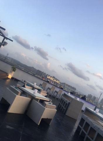 Terrace Party at vandaag - the gateway hotel