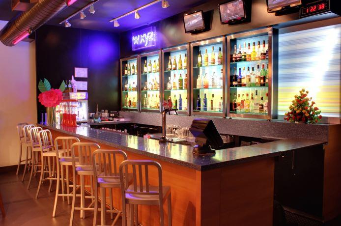 Terrace Party at w xyz sm  bar