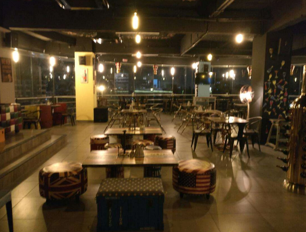 Terrace Party at zeal skybar