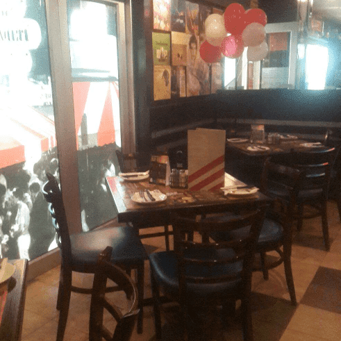 tgi fridays a perfect corporate party place