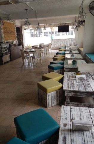 thalassa - the mediterranean terrace lounge a perfect corporate party place