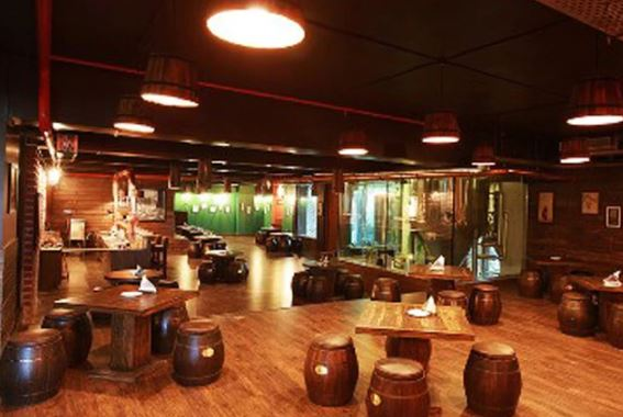 the 1st brewhouse - the corinthians a perfect corporate party place