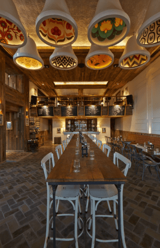 the black rabbit a perfect corporate party place