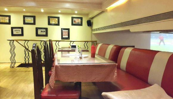 the burger barn cafe a perfect corporate party place