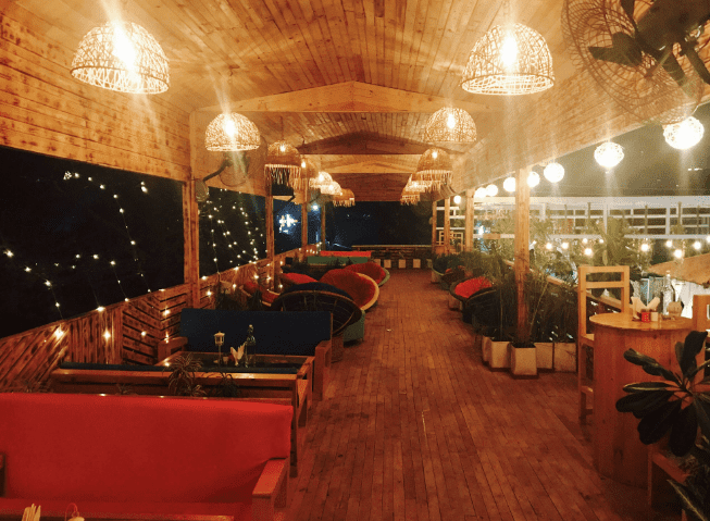the forestta a perfect corporate party place