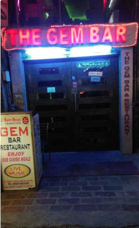 the gem bar and  restaurant a perfect corporate party place