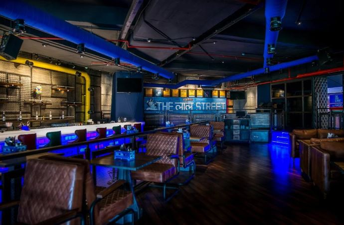 the lal street - bar exchange a perfect corporate party place