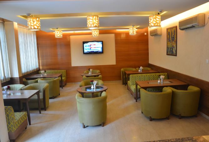 the palms lounge a perfect corporate party place