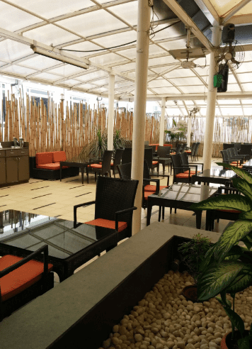 the sky lounge - tamarind hospitality a perfect corporate party place