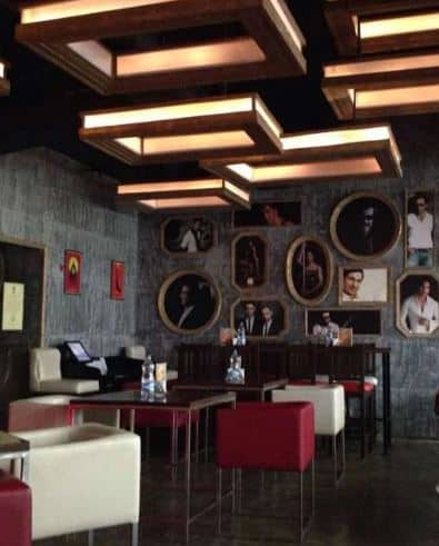 the studio bar a perfect corporate party place