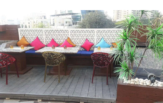 the tipsy terrace - radisson a perfect corporate party place