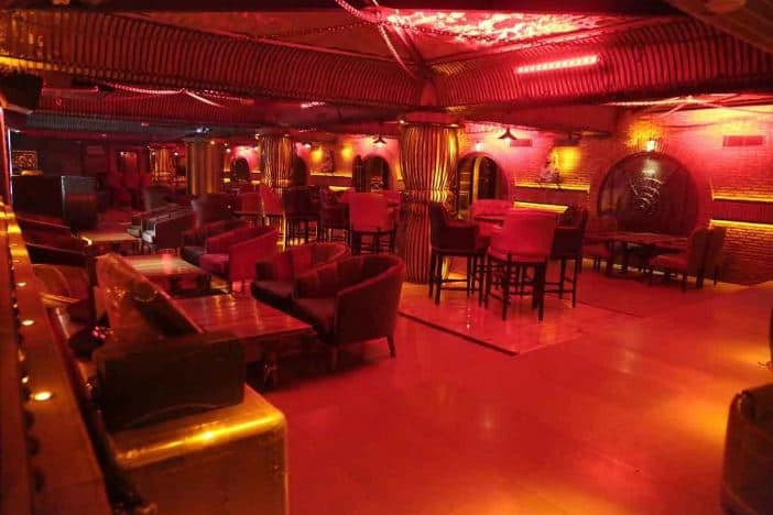 the vault cafe a perfect corporate party place