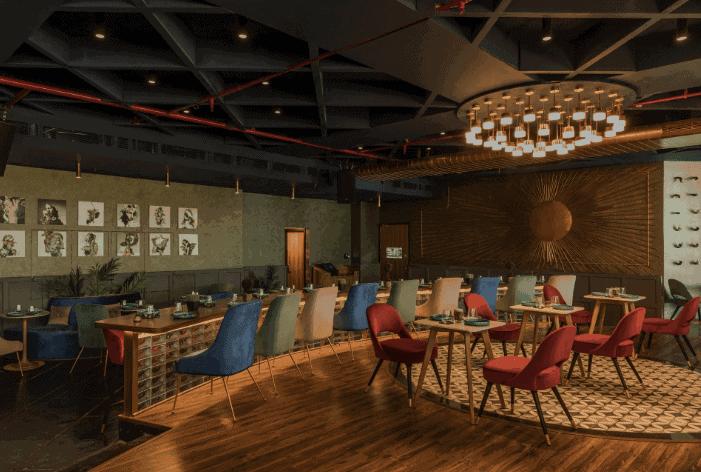 The Whisky Bar Sector 29