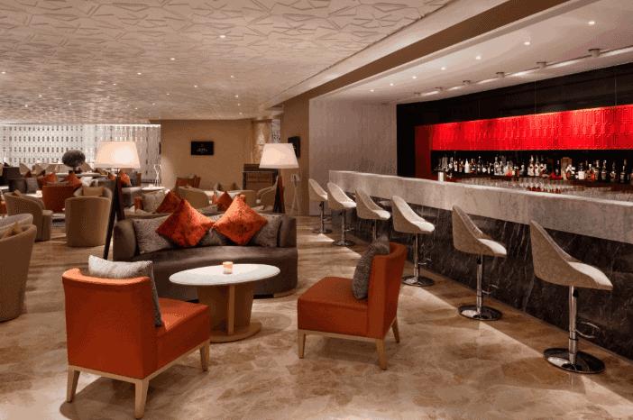Cherry Bar - The Leela Ambience Convention Hotel Vivek Vihar