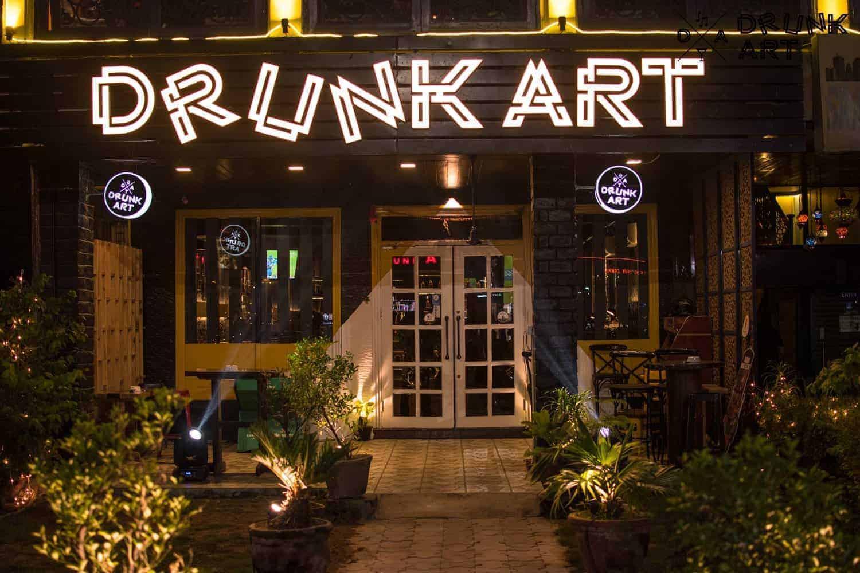 Drunkart Sector 29