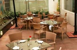 Alfresco Cafe - Keys Hotel Pimpri