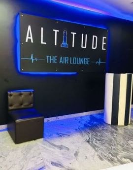 Altitude - The Air Lounge Magarpatta