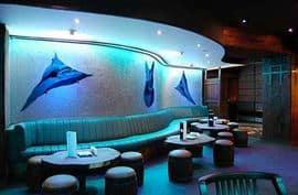 Aqua Lounge - Hotel Aurora Towers MG Road