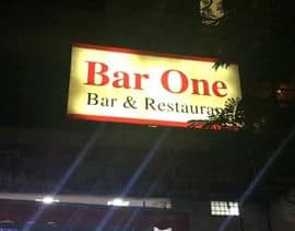 Bar One Amberpet
