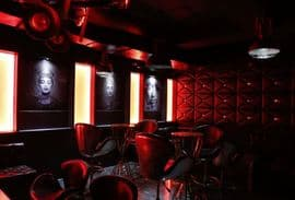 Black Lounge Bar - Aauris Theatre Road